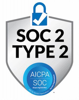 SSAE 18 SOC Type 2 Logo
